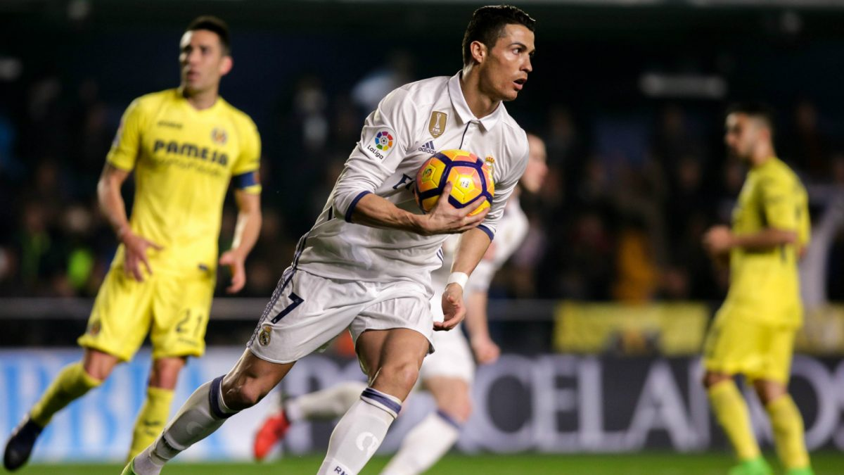 Real Madrid – Villarreal  BETTING TIPS 13-01-2018