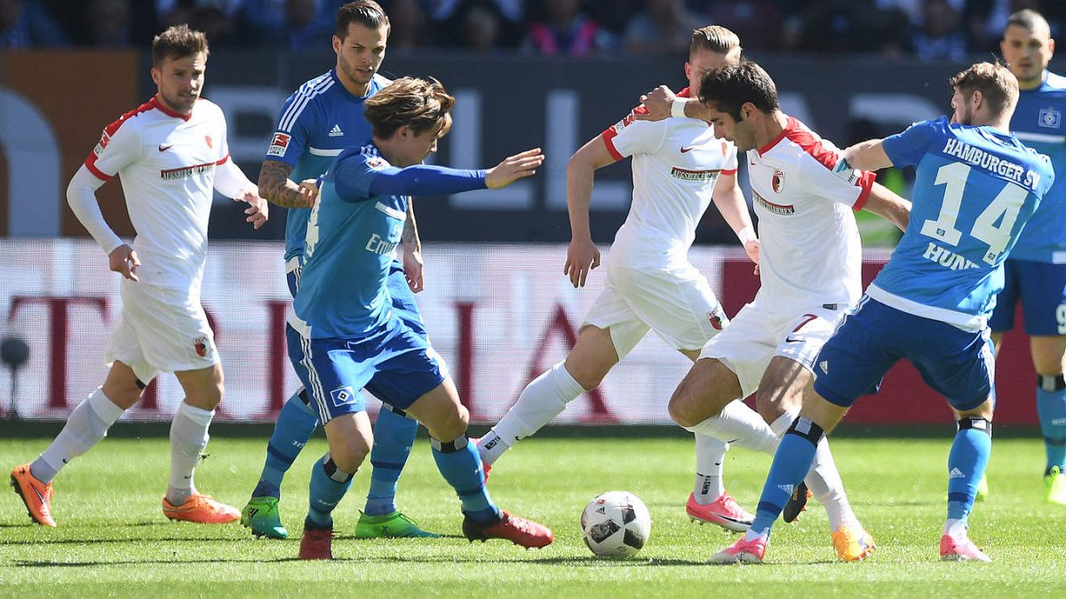 Augsburg VS Hamburger SV  BETTING TIPS 13-01-2018