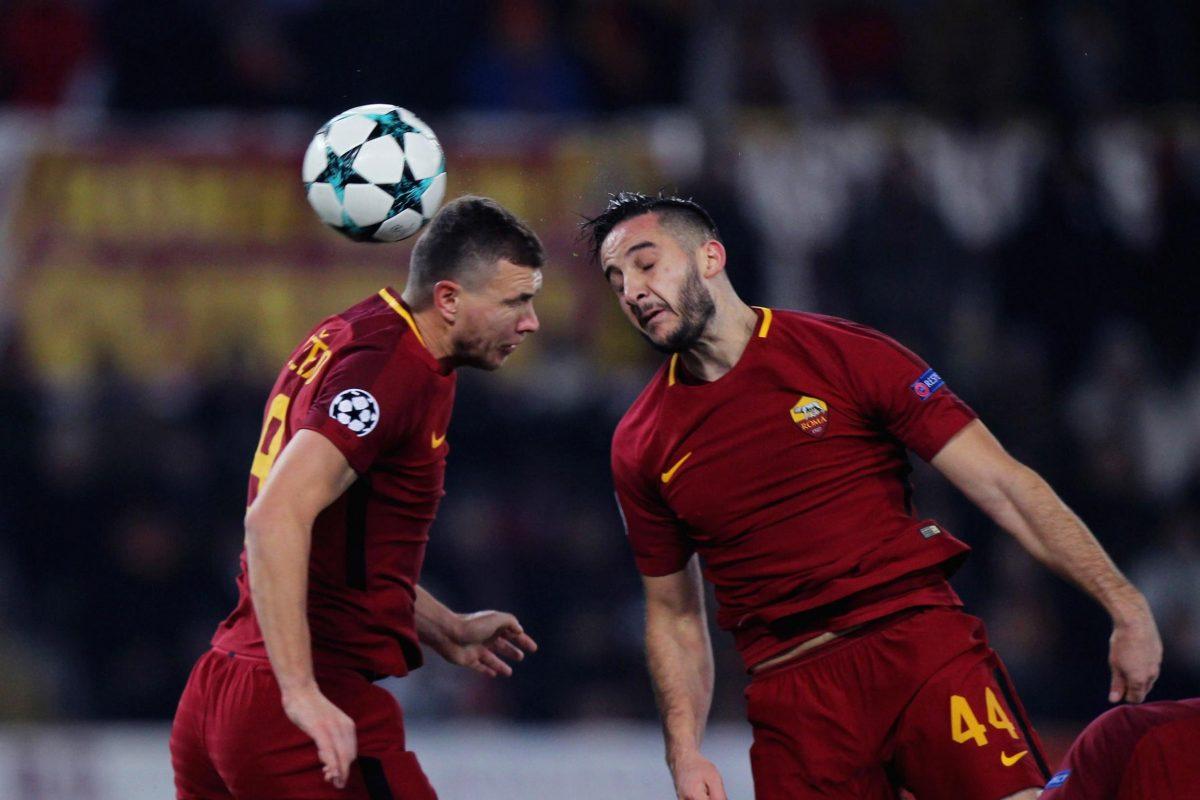 Shakhtar Donetsk-Roma Champions League 21.02.2018
