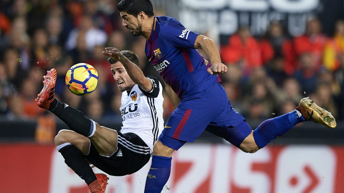 Valencia – Barcelona soccer prediction