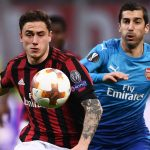 Arsenal – Milan Europa League 15 March 2018