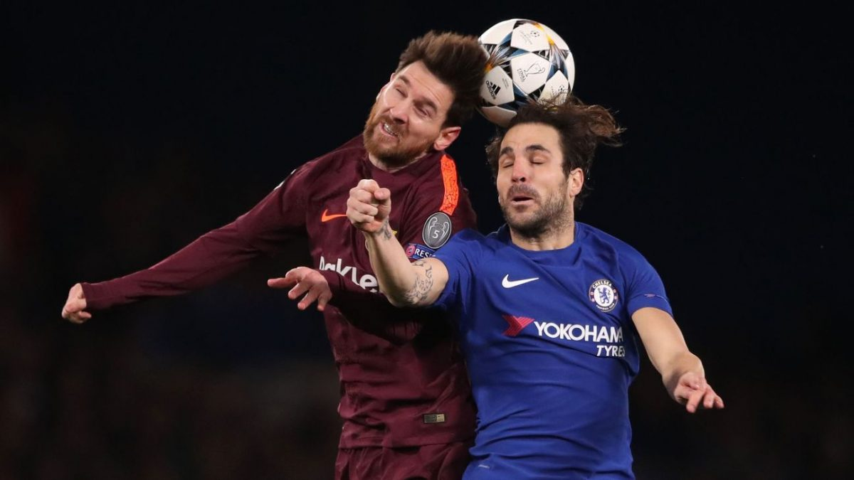 Barcelona – Chelsea Champions League 14 March 2018