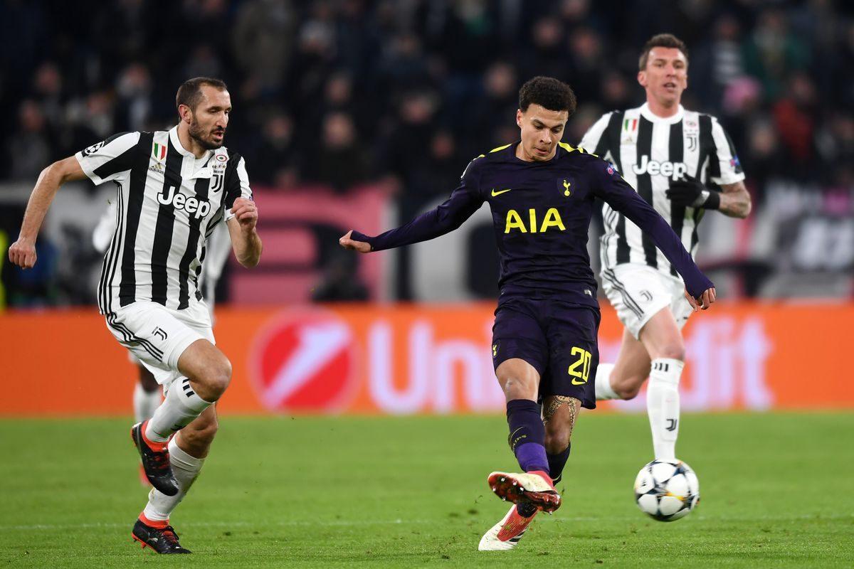 Tottenham – Juventus Champions League 07/03/2018