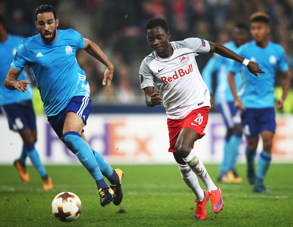 Marseille – Salzburg Europa League 26 April 2018