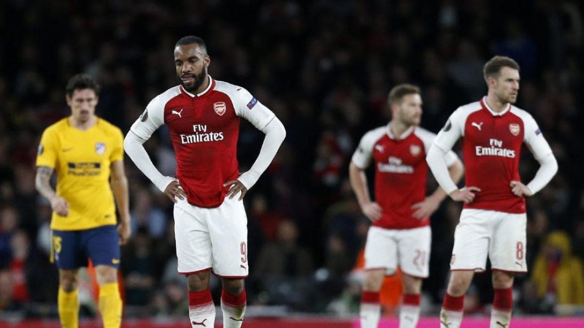 Atletico Madrid – Arsenal Europa League 3/05/2018