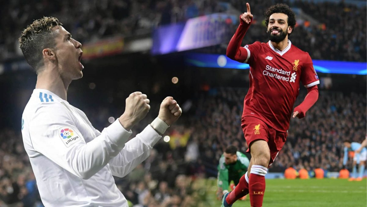 Champions League Real Madrid – Liverpool  26/05/2018