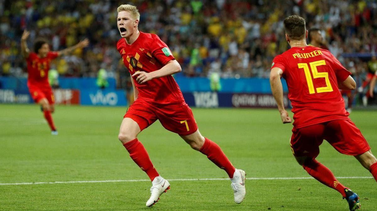 World Cup Semi Finals Prediction France vs Belgium