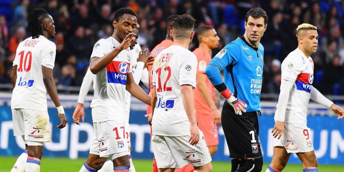 Betting Tips Caen vs Lyon 15 Sep 2018