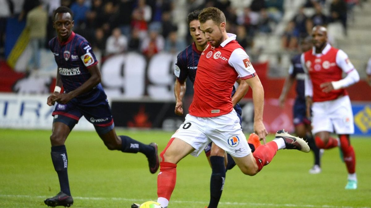 Clermont Foot vs Brest Football Tips 29/10/2018