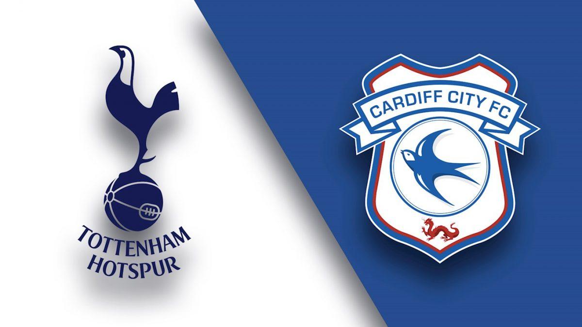 Premier League Tottenham vs Cardiff 6/10/2018