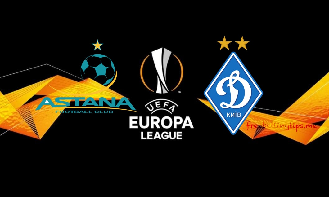 Astana vs Dinamo Kiev Europa League 29/11/2018