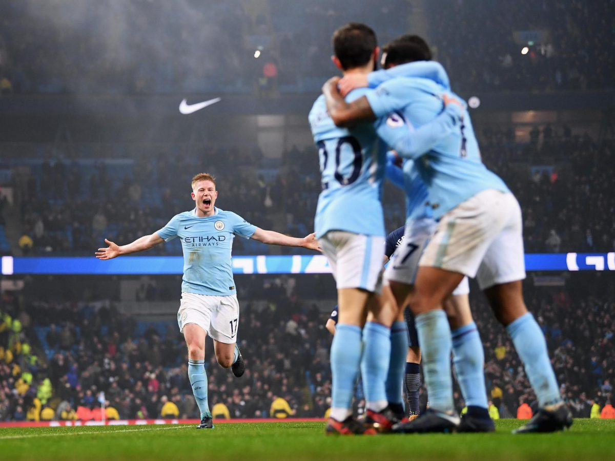 Manchester City vs Fulham Football Tips 1/11/2018