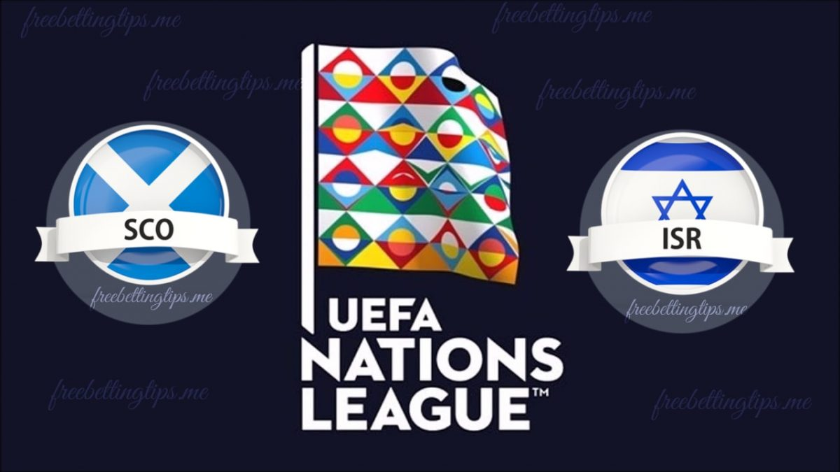 Scotland vs Israel UEFA Nations league 20/11/2018