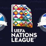 Scotland vs Israel UEFA Nations league 20/11/2018
