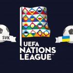 Slovakia vs Ukraine UEFA Nations League 16/11/2018