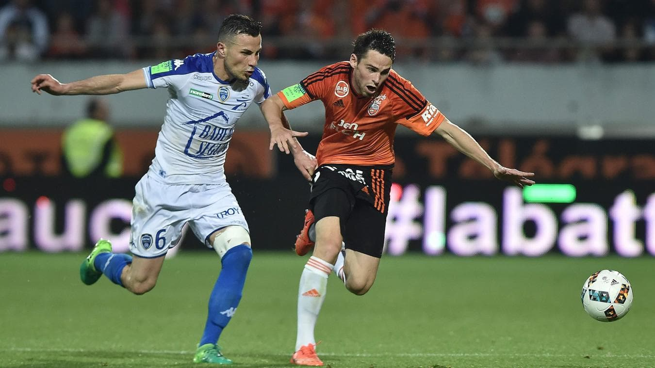 Troyes vs Lorient Football Tips