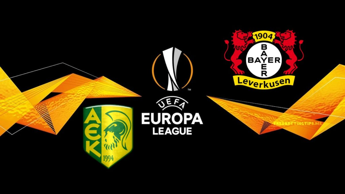 AEK vs Leverkusen Free Betting Tips 13/12