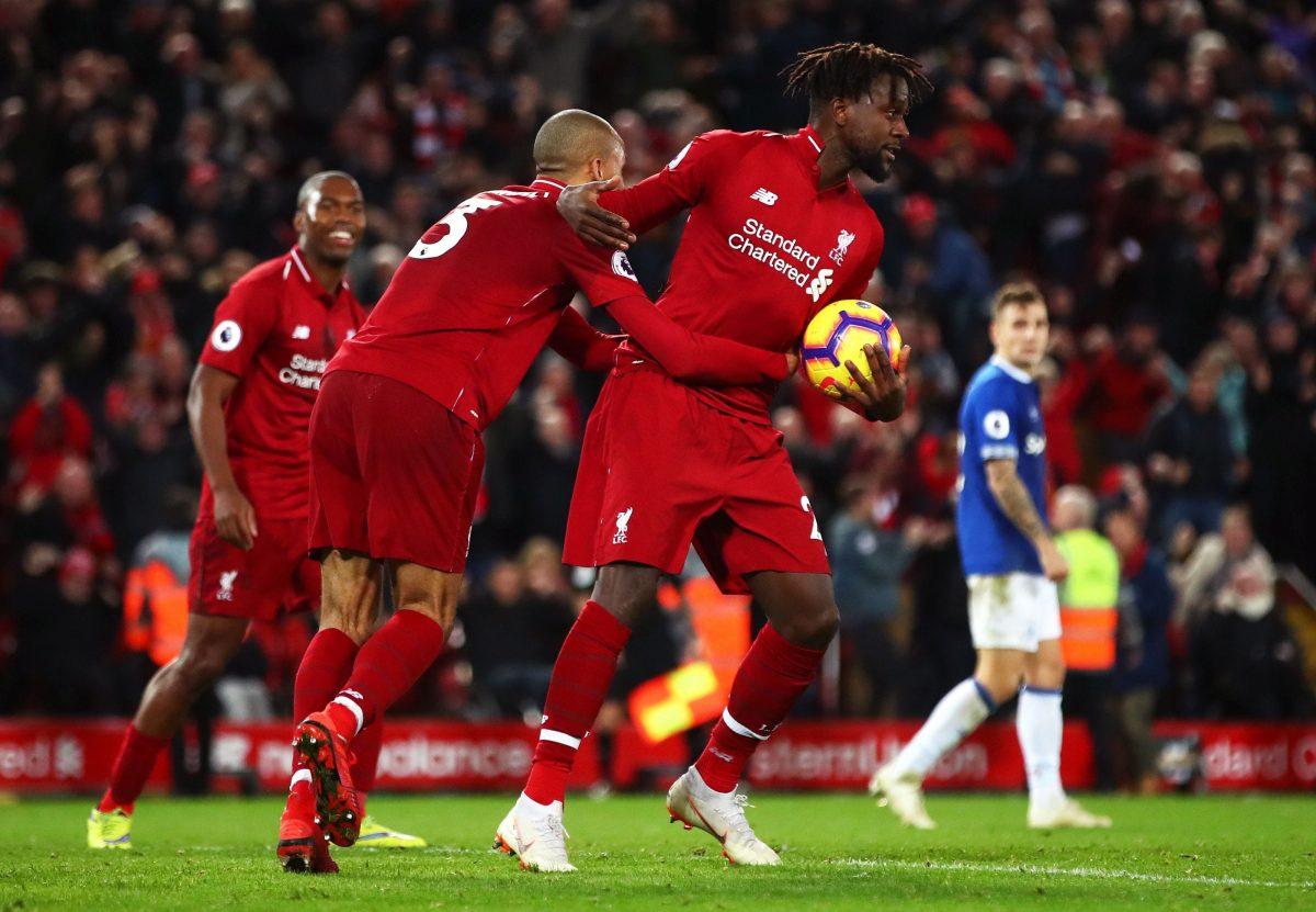 Burnley vs. Liverpool Premier League 5/12/2018