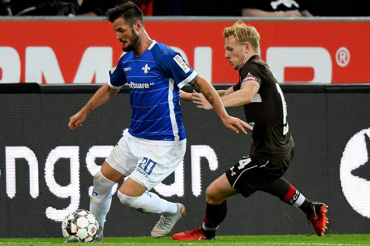 Darmstadt vs St. Pauli  Free Betting Tips 29 January 2019