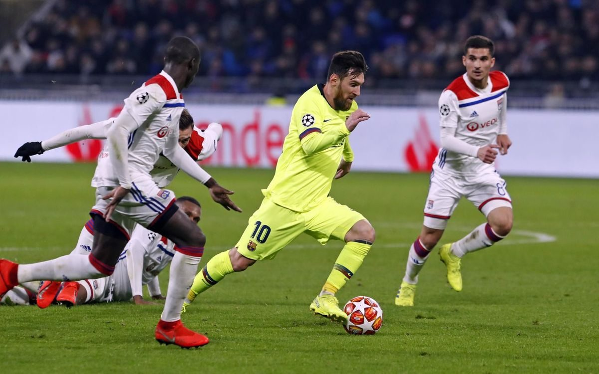 Barcelona vs Lyon Free Betting Tips  13 March 2019