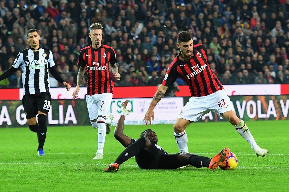 AC Milan vs Udinese Free Betting Tips 2/04/2019