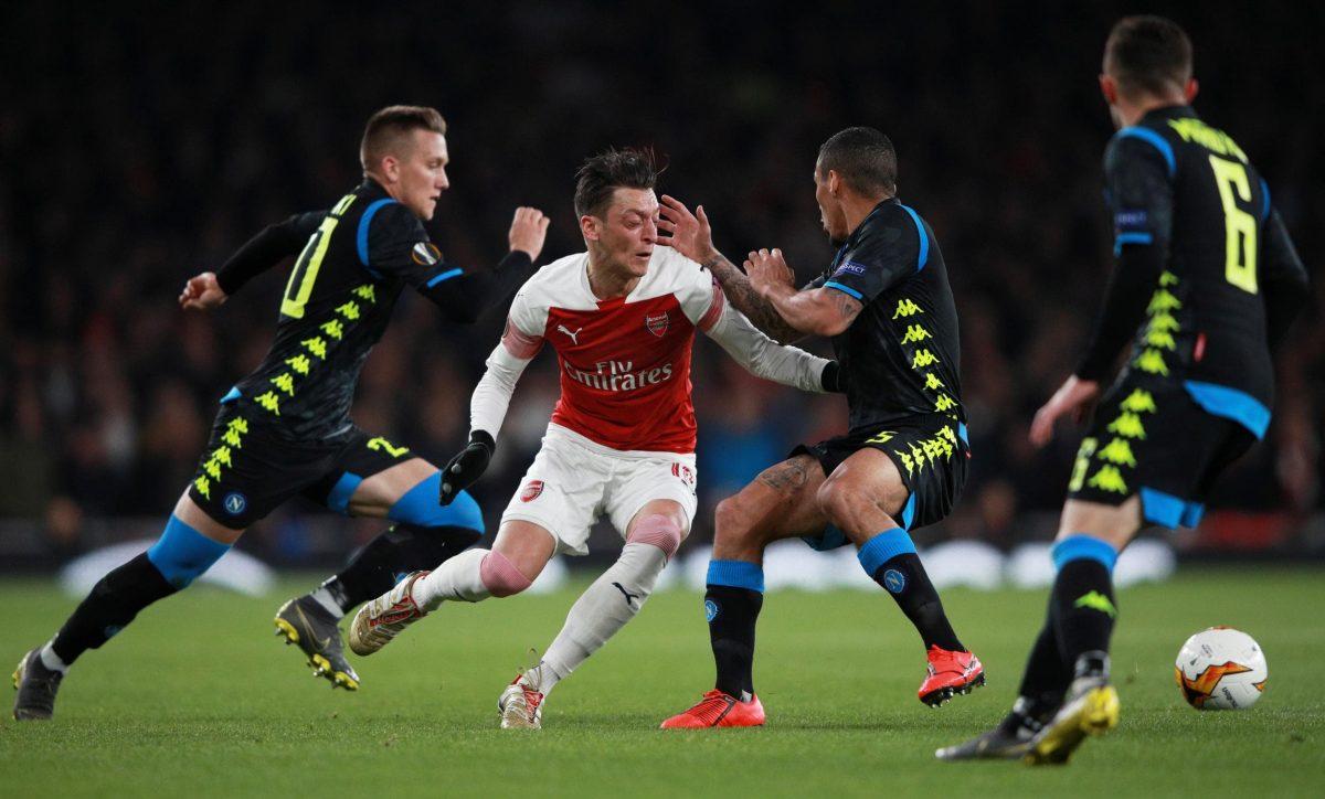 Napoli vs Arsenal Free Betting Tips