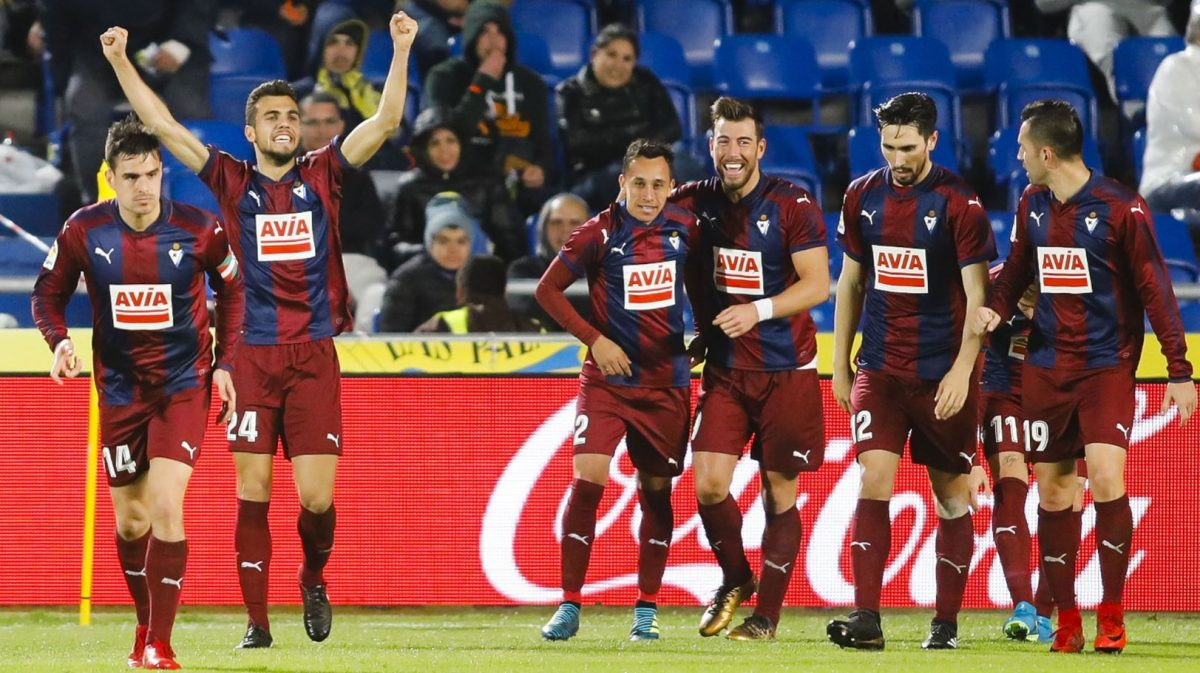 Huesca vs Eibar Free Betting Tips 23/04/2019