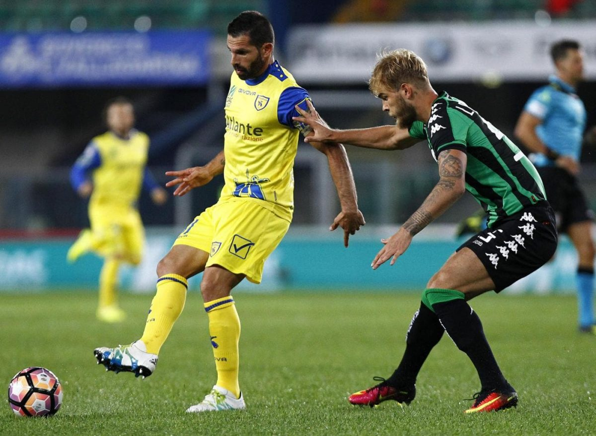 Sassuolo vs Chievo Verona Betting Tips