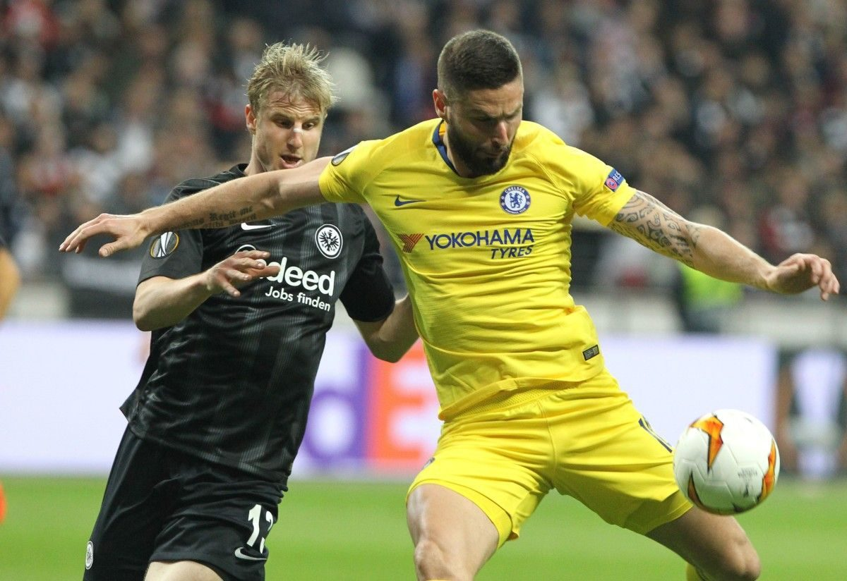 Free Football Tips Chelsea vs Eintracht Frankfurt
