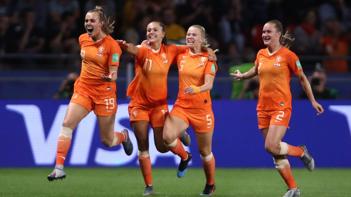 Italy W vs Netherlands W Free Betting Tips  29/06/2019