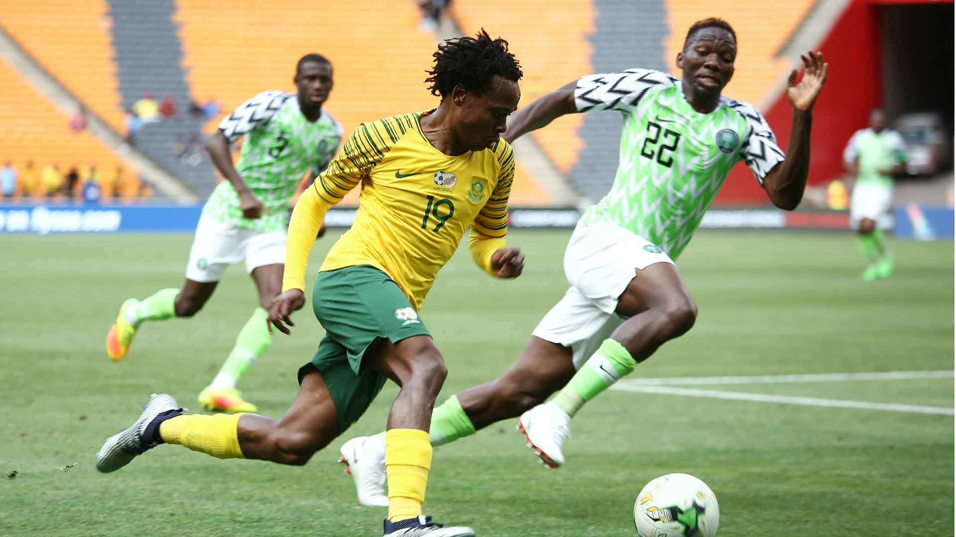 Nigeria vs South Africa Free Betting tips