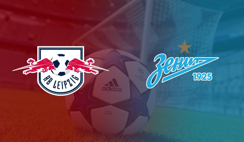 RB Leipzig vs Zenit St. Petersburg Free Betting Tips