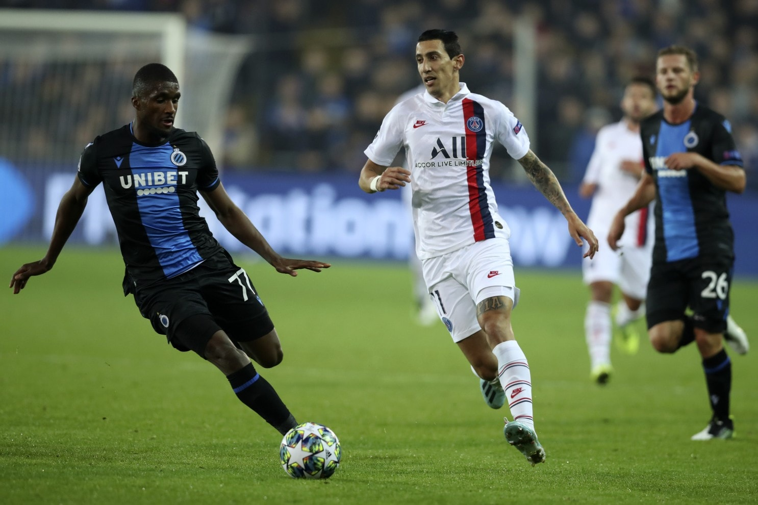 PSG vs Brugge Free Betting Tips and Odds