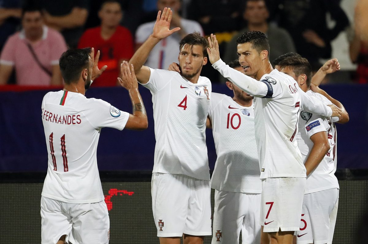 Portugal vs Lithuania Free Betting Tips