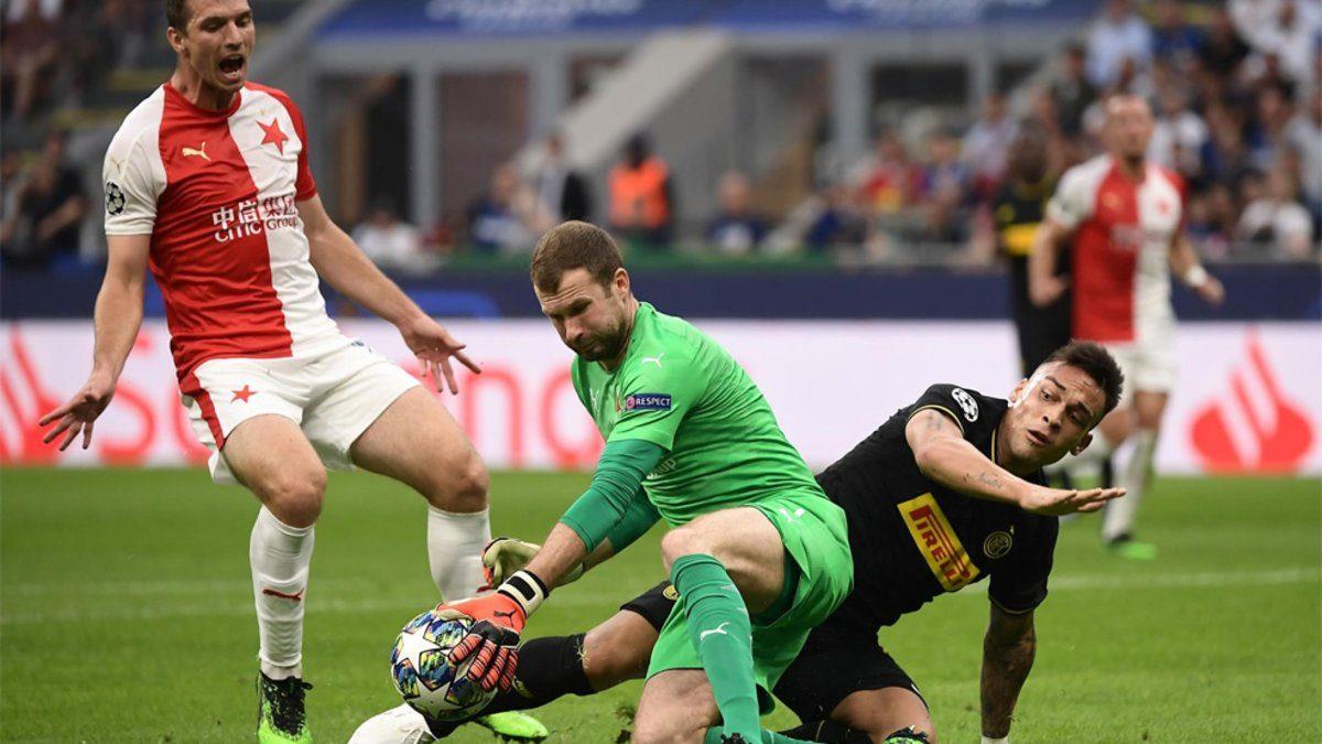 Slavia Prague vs Inter Free Betting Tips