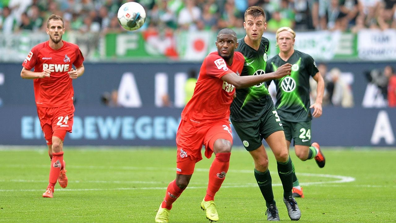 Koln vs Wolfsburg Free Betting Tips