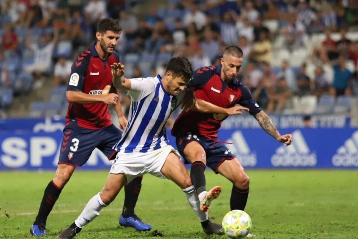 Recreativo Huelva vs Osasuna Free Betting Tips