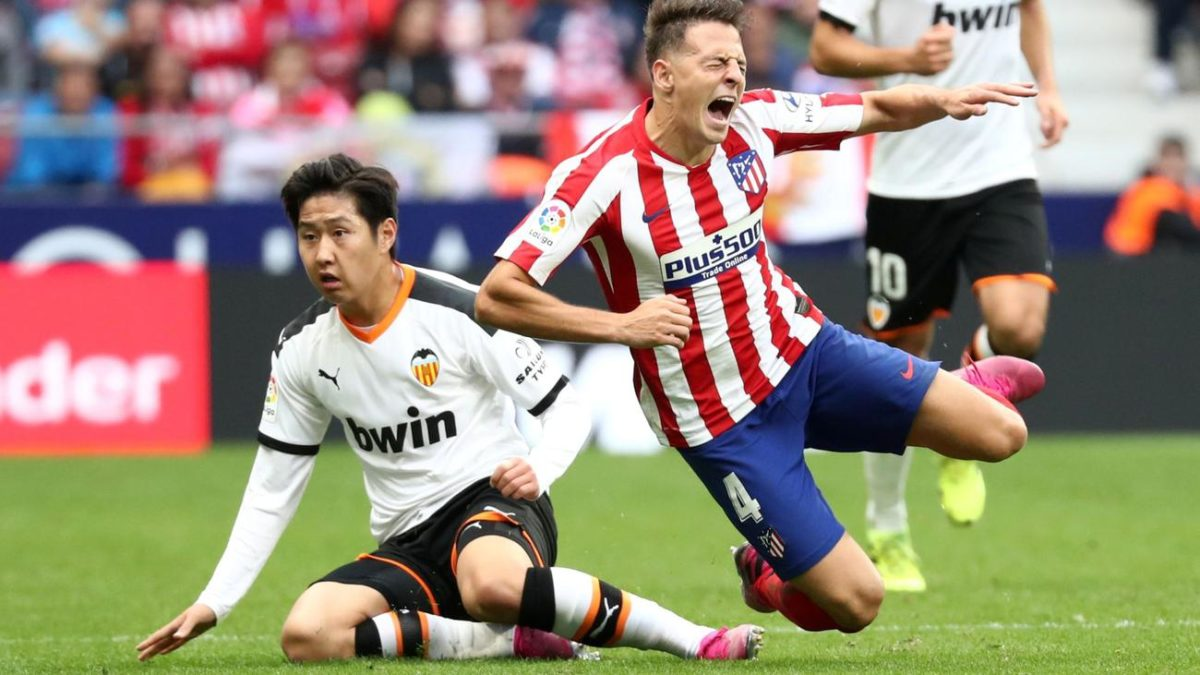 Valencia vs Atletico Madrid Free Betting Tips