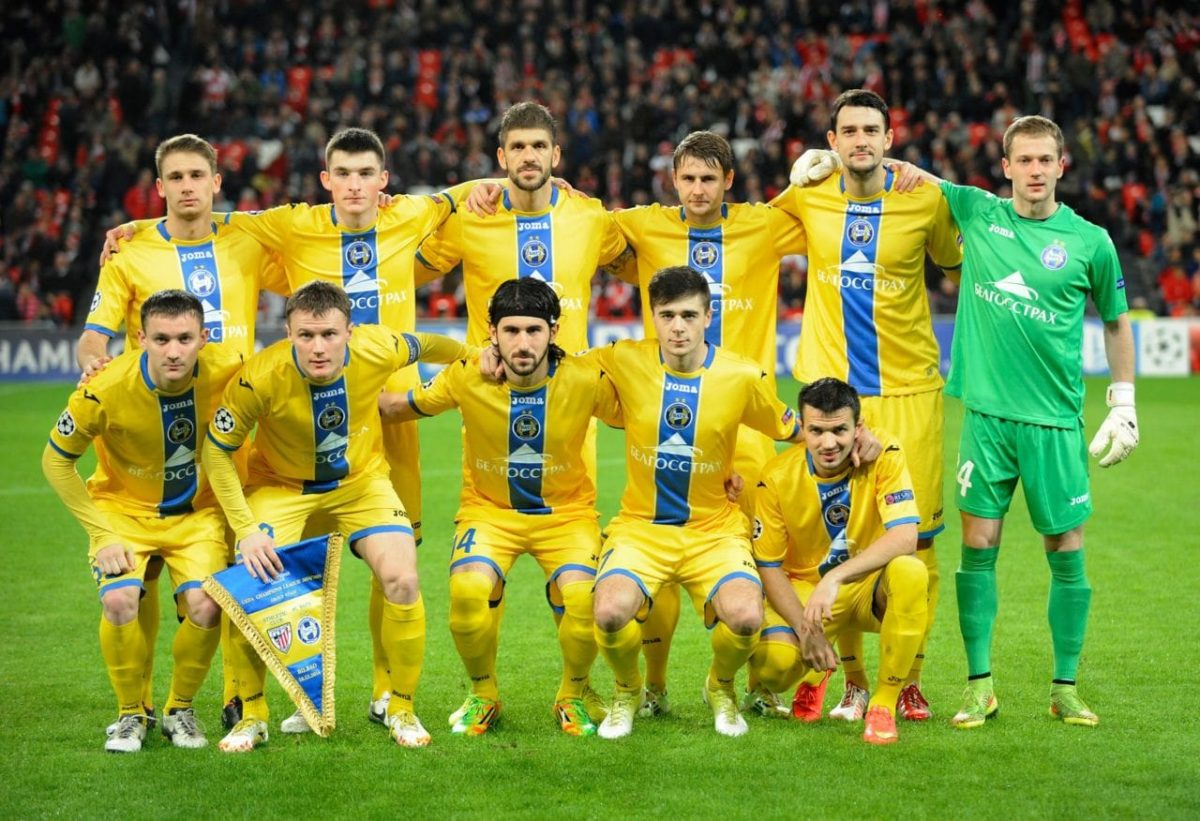 Energetik-BGU vs BATE Borisov Free Betting Tips