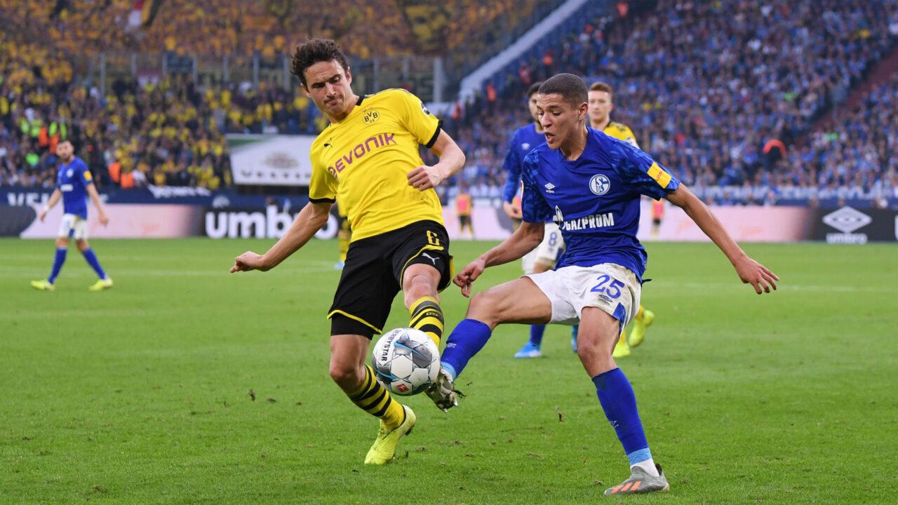 Dortmund Schalke Гјbertragung