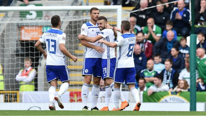Bosnia-Herzegovina vs Northern Ireland Free Betting Tips